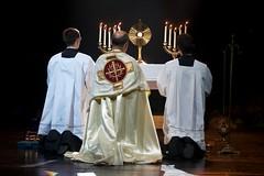 Eucharistic Adoration 12
