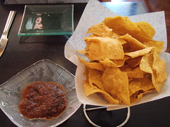 Oyamel Chips and Salsa