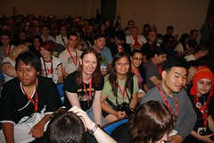 Comic-Con 2009: The Guild Panel - just some of the many superfans