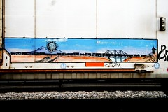 DeuceSeven (mightyquinninwky) Tags: railroad color colour graffiti tag graf railway tags tagged railcar graff graphiti 27 reefer trainart rollingstock paintedtrain spraypaintart twentyseven movingart taggedtrain railroadart twenty7 deuceseven coldcar deuce7 2seven 20seven paintedreefer reeferart paintedrailcar taggedreefer taggedrailcar coldfreight trainsformyspacestation