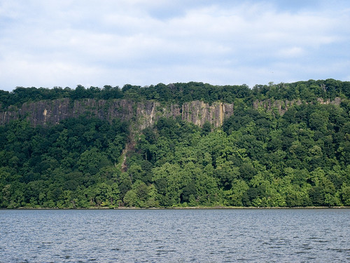 Hudson cliffs by you.