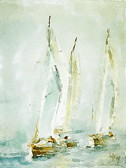 Yachts (piker77) Tags: sea painterly art digital photoshop watercolor painting interesting media ship natural yacht aquarelle digitale transport manipulation simulation peinture illusion virtual transportation watercolour transparent acuarela tablet technique wacom stylized pintura imitation  aquarela aquarell emulation malerei pittura virtuale virtuel naturalmedia    piker77wc arthystorybrush