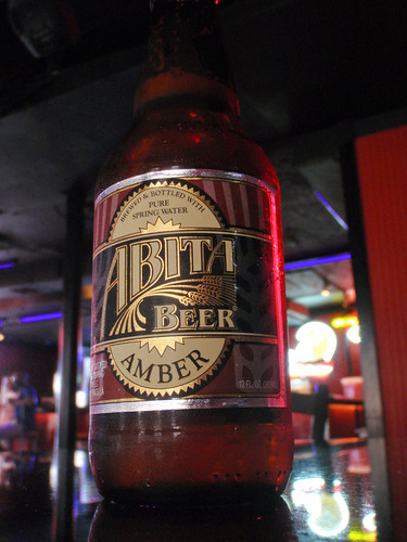 Abita Amber by Numinosity (by Gary J Wood)