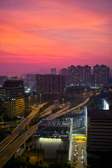 Some day......before the typhoon come (van*yuen) Tags: hongkong dusk sigma hunghom dp2 sigmadp2