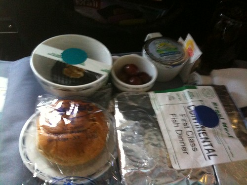 Main: First Class Kosher Meals on Continental
