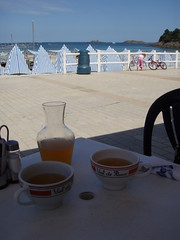 Traditional Cider in Dinard