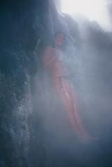 Hotspringcove223 (Bruce McPherson) Tags: shower dawn waterfall bc britishcolumbia earlymorning vancouverisland tofino hotspring hotsprings hotspringscove naturalshower brucemcphersonphotography