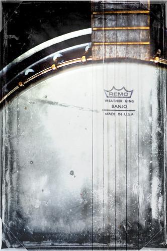 Banjo:  July 9, 2009