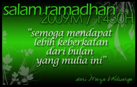 Ramadhan | Blog Maza