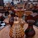 Thuya wood artistry in Essaouira