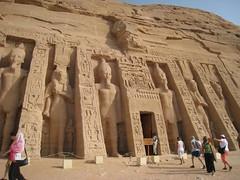 Templo de Nefertari (versae) Tags: egypt egipto مصر abusimbel أبوسمبل أبوسنبل