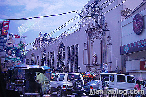 Quiapo church Manila