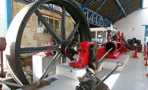 Machine à vapeur Dujardin