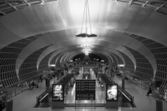 New Bangkok International Airport (Suvarnabhumi) (DolliaSH) Tags: trip travel vacation holiday tourism architecture thailand airport asia southeastasia tour place bangkok kingdom tailandia visit location tourist thalande journey thai destination traveling visiting siam fareast thailandia touring architectuur architectura tailand 1755 1755mm thaimaa thajsko constitutionalmonarchy southeasternasia suvarnabhumi canoneos50d newbangkokinternationalairport dollia dollias sheombar subregionofasia