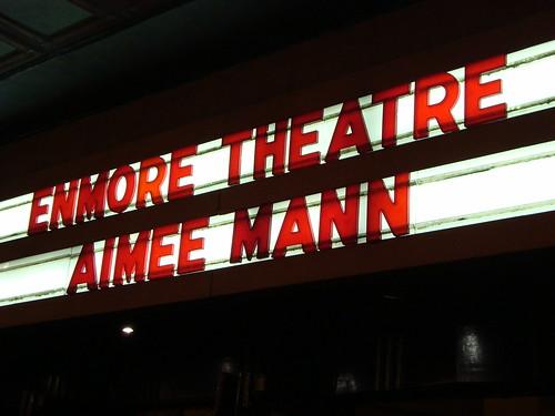 Aimee Mann @ Enmore Theatre