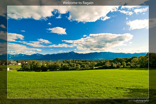 Welcome to Ragain