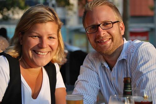 Linda och Tomas