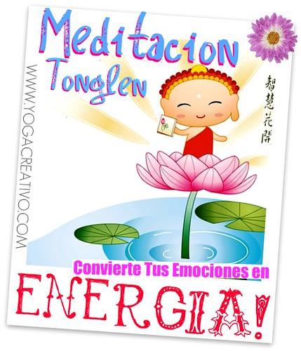 MEDITACION TONGLEN EN MADRID