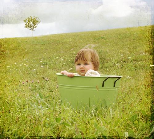 Tin Bucket Baby 2
