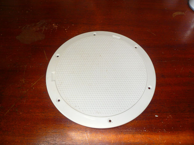 Another inspection plate.  I haven't found a use for it...maybe you will.
