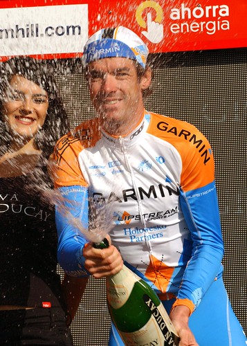 David Millar - Vuelta a Espana, stage 20