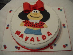 Bolo Mafalda (Isabel Casimiro) Tags: cake christening playstation bolos bolosartisticos bolosdecorados bolopirataecupcakes bolopirata bolosdeaniversrocakedesign bolosparamenina bolosparamenino