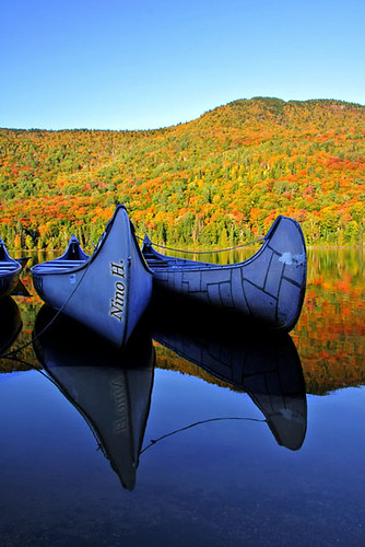 Fall is here - Lac Legault - Laurentides