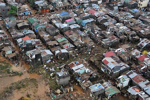 Typhoon Ondoy (Ketsana) - Philippines, 2009 by you.