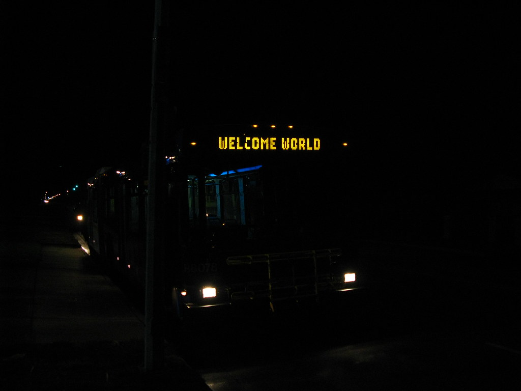 8078: Welcome World