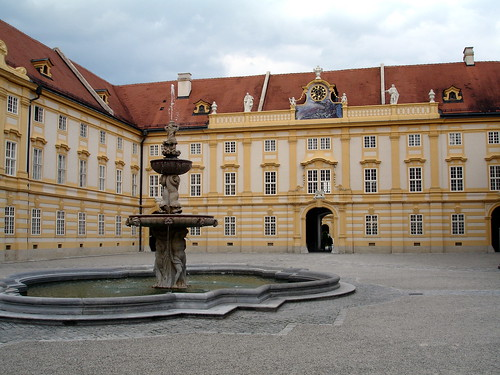 Stift Melk (Melk Abbey)