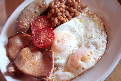 Sunday fry-up