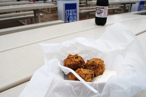 State Fair: Fried Guacamole!