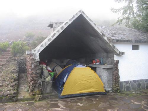Casa de Abrigo do Pico Ruivo, Madeira