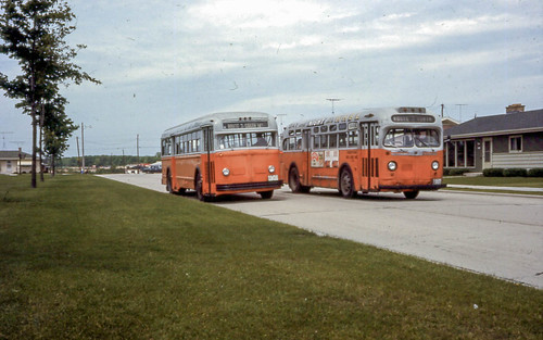 19690614 11 Sheboygan Bus Lines - a photo on Flickriver