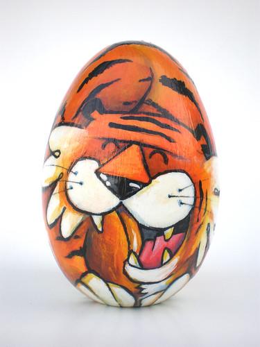Tiger egg