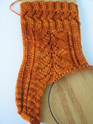 TTL Mystery sock 09