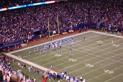 Giants Vs. Arizona Cardinals 10/25/09, Giants Stadium