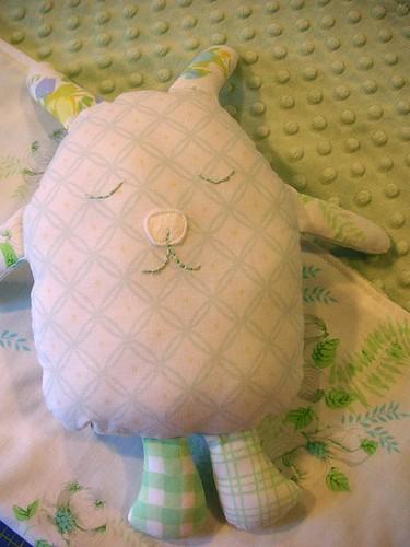 Handmade baby gift