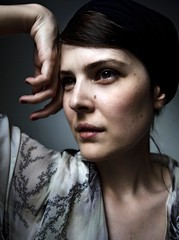 (Samantha West) Tags: portrait woman fashion brooklyn samanthawest theballadofmercyrose bythewindowonmybed purplenailpolishpaintedfromthenightbefore
