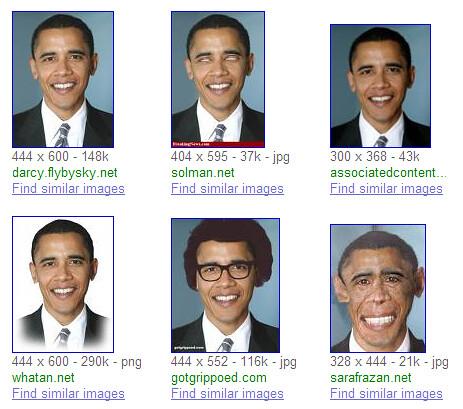 Buscar imágenes similares Obama