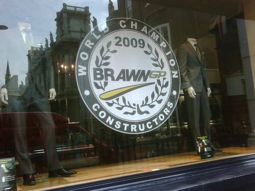 October 2009 - Brawn