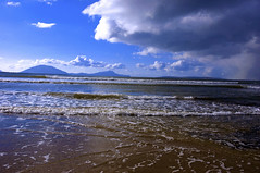 Sunshine and Showers (Evita Coyle) Tags: beach mayo doolough erris geesala