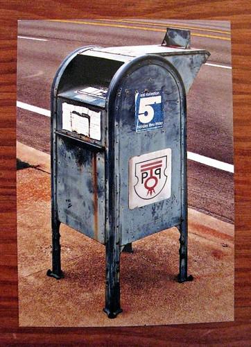 marvelous mailbox