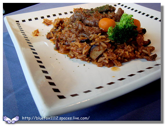 091112綠風莊園餐廳08_牛肉野菇燉飯
