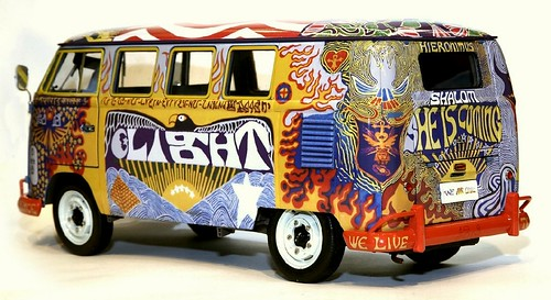 SunStar VW Hippie