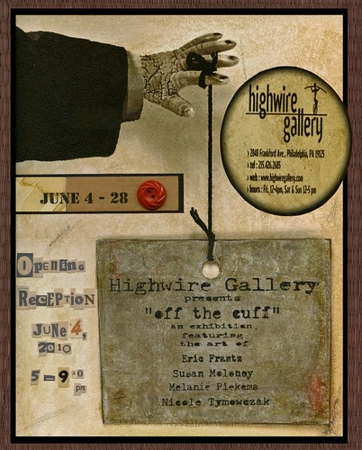 highwire show in june!