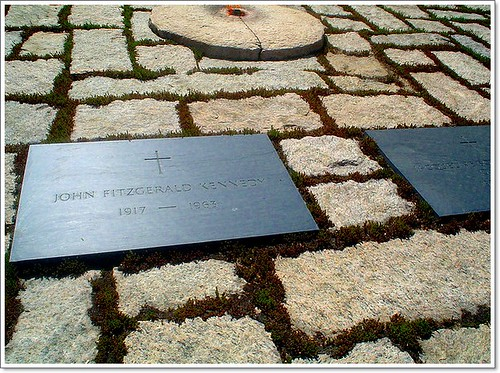 J.F.Kennedy Gravesite