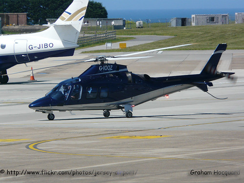 IOOZ Agusta A.109S Grand , a photo by Jersey Airport Photography on