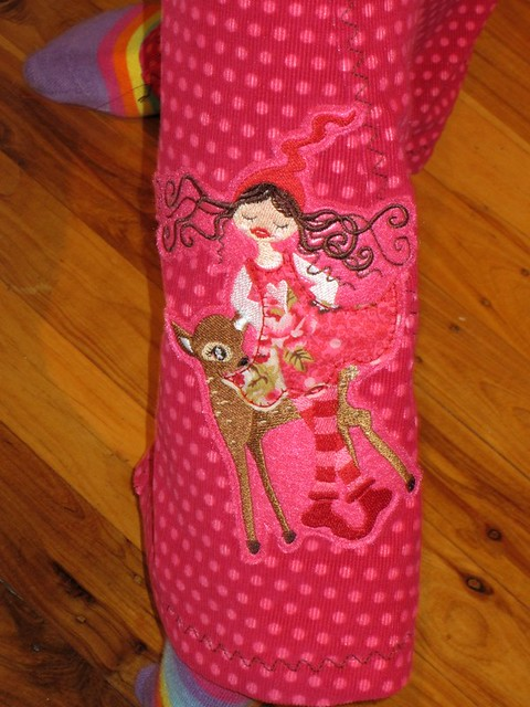roberta - embroidery Milli