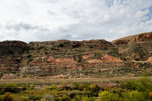 "Former Hillside Mill Site - Uravan, Colorado • <a style=""font-size:0.8em;"" href=""http://www.flickr.com/photos/148075881@N07/32118064434/"" target=""_blank"">View on Flickr</a>"
